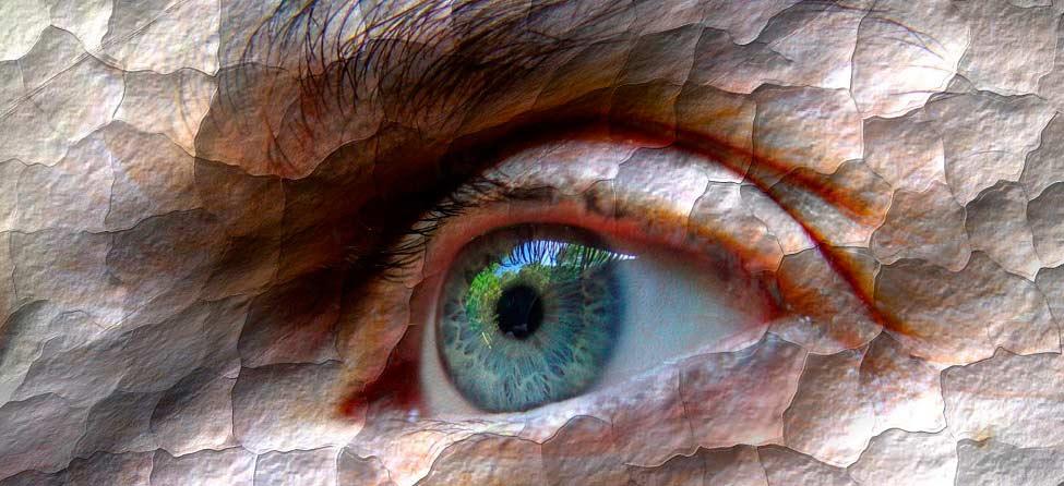 Боль в области глазного яблока