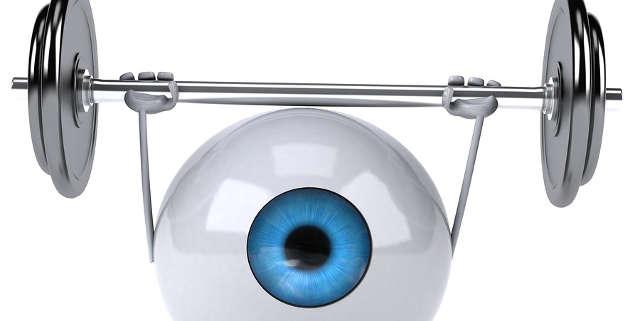 Упражнения для глаз для улучшения