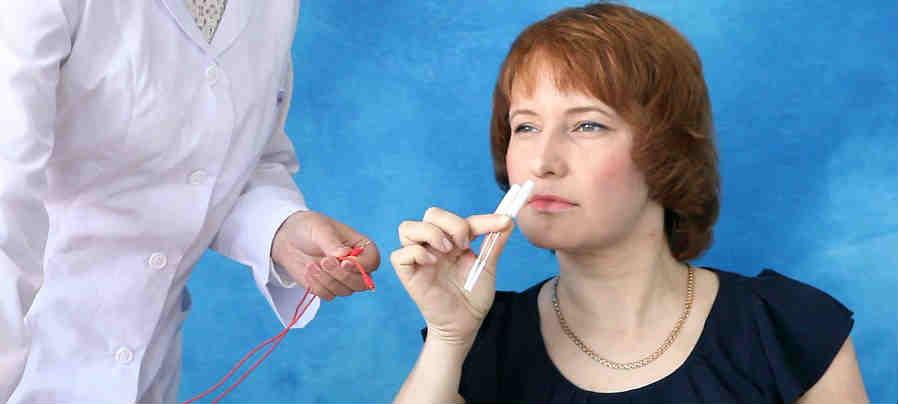 Электрофорез в офтальмологии