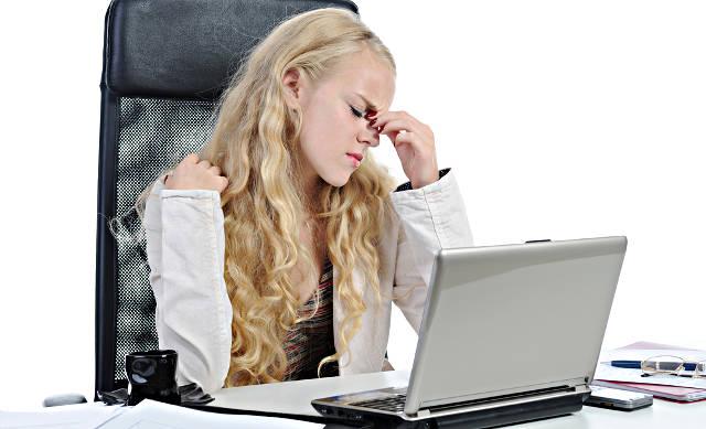 Компьютерный зрительный синдром (КЗС)