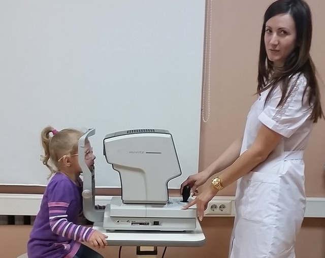 Косглазие у ребенка (детей) до года - лечение (исправление)