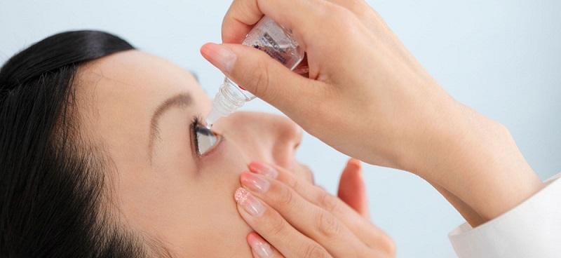 Обезболивающие глазные капли