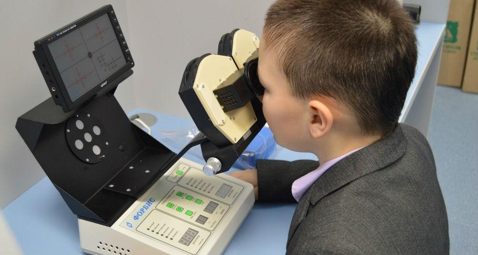 Компьютерная стимуляция для лечения заболеваний глаз