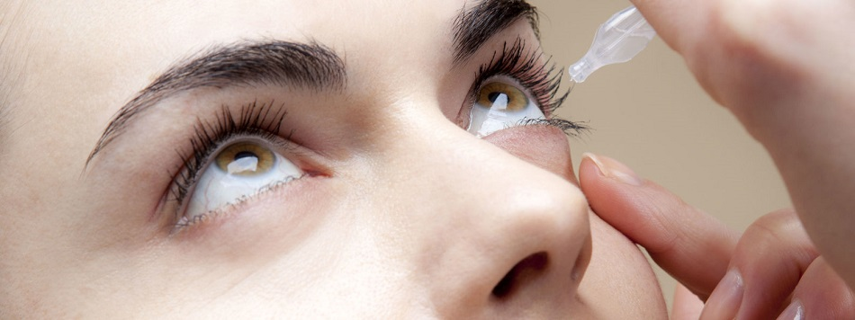 Воспаление глазного лечение