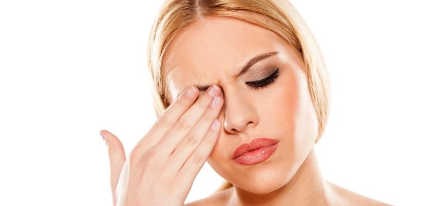 Колющая боль в глазу