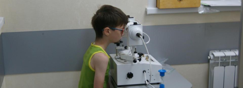 Аппаратное лечение глаз в Солнцево (Ново-Переделкино)