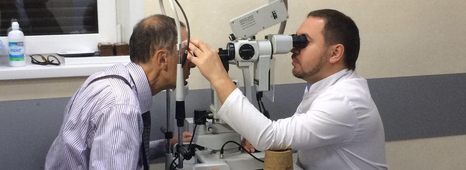 Прием врача офтальмолога (окулиста) в Солнцево (Ново-Переделкино)