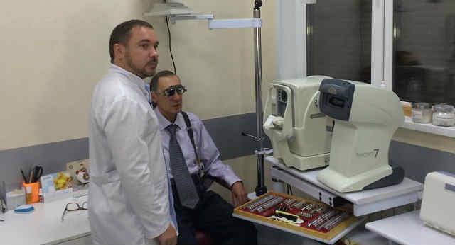 Лечение частичной атрофии зрительного нерв (ЧАЗН)