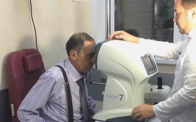Лечение окклюзии центральной вены сетчатки - ЦВС