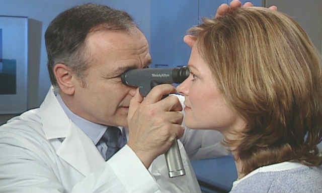 Причины и симптомы офтальмогипертензии